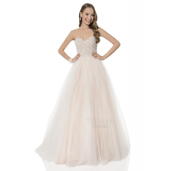 Terani Prom 2016 Style 1611p1255 - Wedding Dresses 2018,Cheap Bridal Gowns,Prom Dresses On Sale
