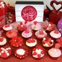 Making cupcakes for your kid's class for Valentine's Day? Just want to make something fun for your family or the office? Check out our awesome Valentine's Day cupcakes! #diy #foodie #cupcakes #candy  #valentinesday http://bit.ly/2GzZzHp