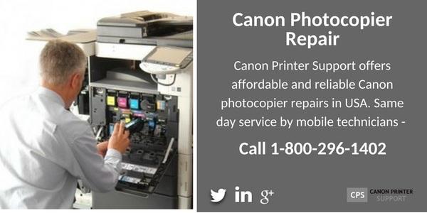 Canon Photocopier Repair