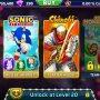 #SegaSlots - Its Slots but Sega way. U get 7 slots. #Android #Apple #UK #France #Germany #Australia #BlackTwitter