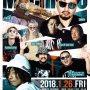 1/26は金曜は MACHIOKOSHI 18th anniversaryに降臨!! Reggae.Hiphop関係なく最高の夜になるから是非遊びに来てね😎