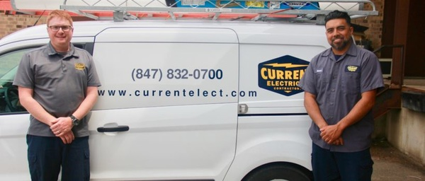 Expert Electrician At Current Electrical Contractors