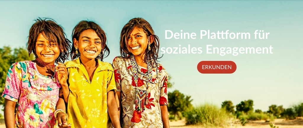 Aid2People Spendenplattform