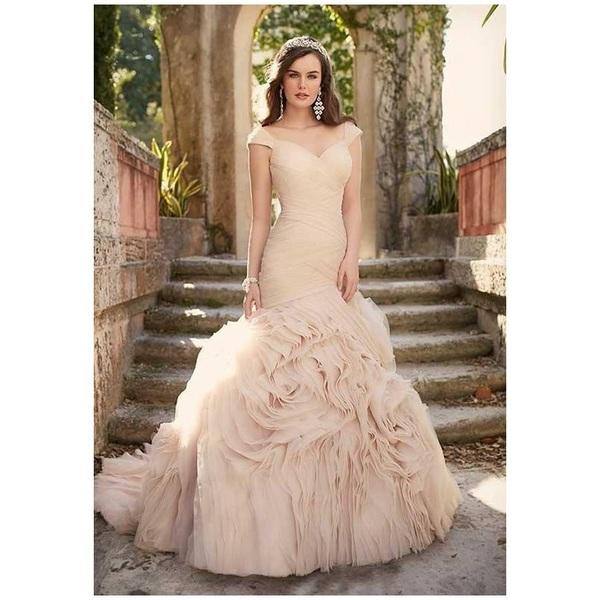 Essense of Australia D1932 Wedding Dress - The Knot - Formal Bridesmaid Dresses 2018|Pretty Custom-made Dresses|Fantastic Wedding Dresses
