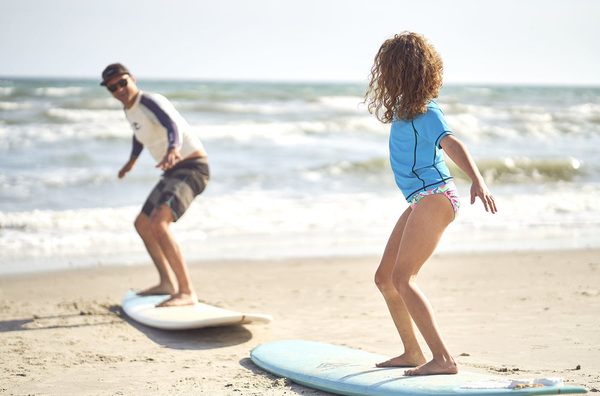 Find Surfing Lessons in Eastern NC