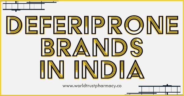 Deferiprone Brands in India