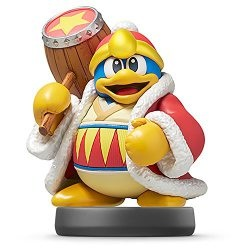 Amiibo News - King Dedede Amiibo Figure
