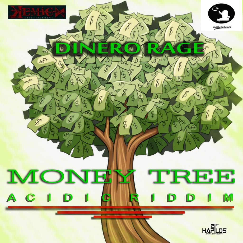 DINERO RAGE - MONEY TREE - SINGLE #ITUNES 1/18/19 @RAGEMONEY