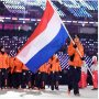 The 2018 winter Olympics has begun. Let's do this #teamnl bring all the medals home. #pyongyang 🇳🇱
