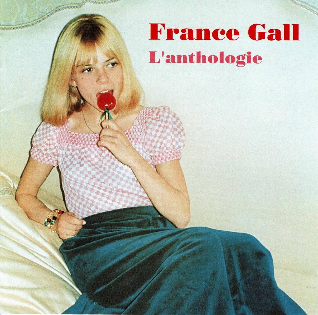 フランス・ギャル / 夢みるフランス・ギャル~アンソロジー'63/'68