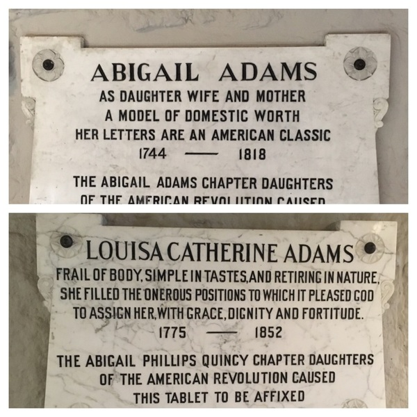 The wording on the plaques is kind of wrongly amazing. A model of domestic worth. Frail and simple. @Proprietous