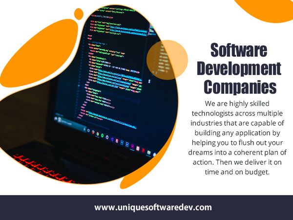 Software Development Companies in Dallas