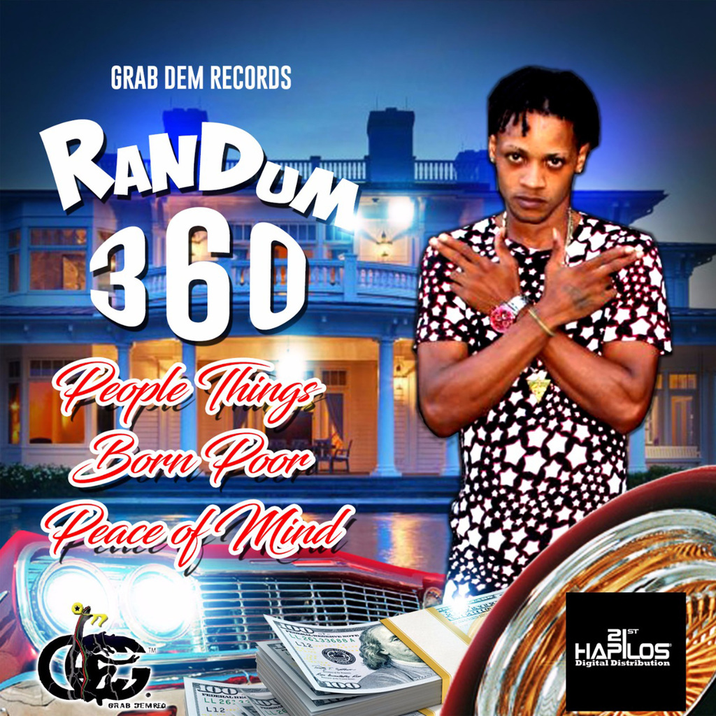 RANDUM 360 - PEACE OF MIND - EP #ITUNES 2/16/18 @grabdemrecords