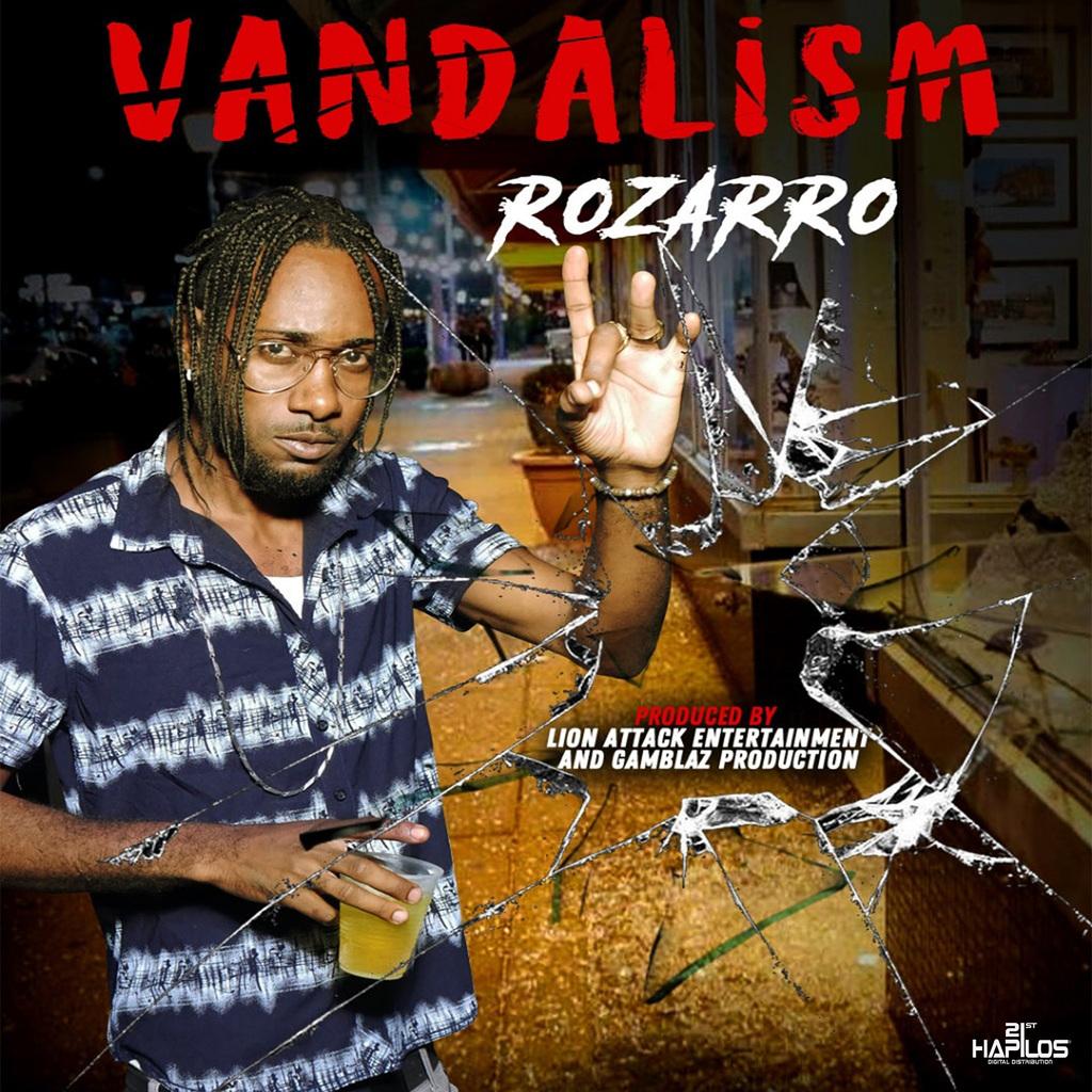 ROZARRO - VANDALISM - SINGLE #ITUNES 11/16/18