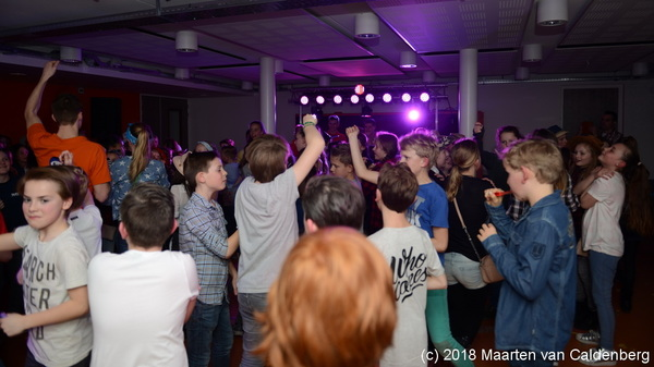 Vanavond is bij @sjvrosmalen de #disco voor #groep7 met als thema Wilde Westen #rosmalen