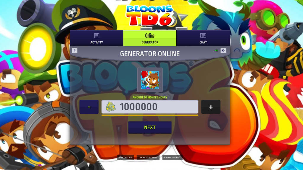 Bloons TD 6 Hack Mod – Get Monkey Money Unlimited