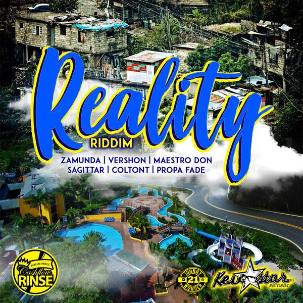 REALITY RIDDIM - #ITUNES #SPOTIFY 3/30/2018 @cashflowrinse @KevStarRecords