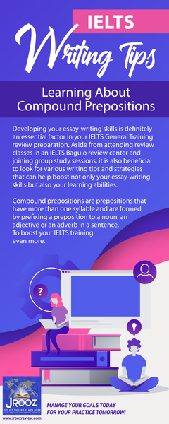 IELTS Writing Tips: Learning About Compound Prepositions
