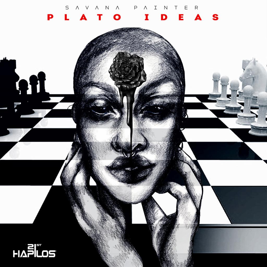 SAVANA PAINTER - PLATO IDEAS - EP #ITUNES 9/29/17 @SavanaPainter