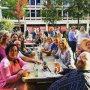 Iets te vieren of een gezellig samenzijn met een grote groep? Geen probleem, wij denken graag mee. Zo ontvingen wij laatst 50 gasten voor een barbecue en kletsten ook zo'n 50 twitteraars in het echt tijdens de #tweetup010. Contact ons via info@cornelisrotterdam.nl  #groepen #partijen #arrangementen #lunch #borrel #diner #bar #restaurant #rotterdam #cornelisrotterdam