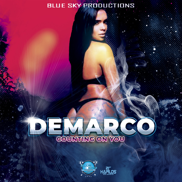 DEMARCO - COUNTING ON YOU - SINGLE #ITUNES 3/8/19 @kevonbluesky @demarcodadon