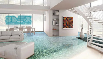 All Secrets on 3D Epoxy Flooring and 3D Floor Art Designs