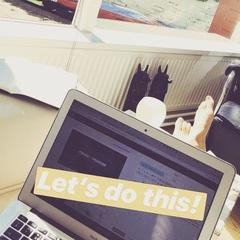 Let's do this! 😎 #sunnydays #fridaymotivation