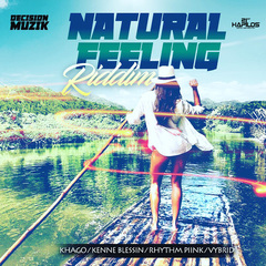 VARIOUS ARTISTS - NATURAL FEELING RIDDIM #ITUNES 10/27/17 @ACEDECISION29