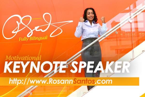 Motivational Keynote Speakers Under $10000 - Rosann Santos