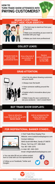 4 Tips to Improve Marketing Efforts at Trade Shows