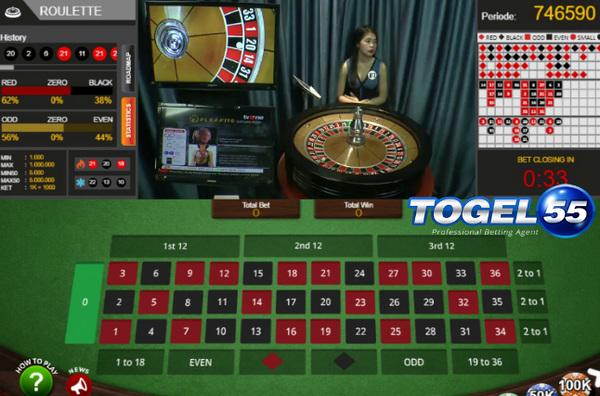 Bermain Judi Roulette Online Via Handphone | Togel55