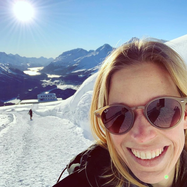 Happiest place on tour ♥️ #energizing #ontopoftheworld one request though... after three weeks can my adrenal glands please start working properly again and not keep me awake for hours every single night. So lucky the sun comes out to play every day to give me some extra energy #StMoritz #takingcareofme #Sun #needsleep