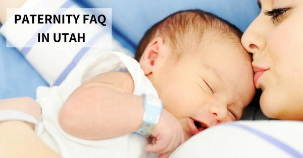 Paternity FAQ in Utah