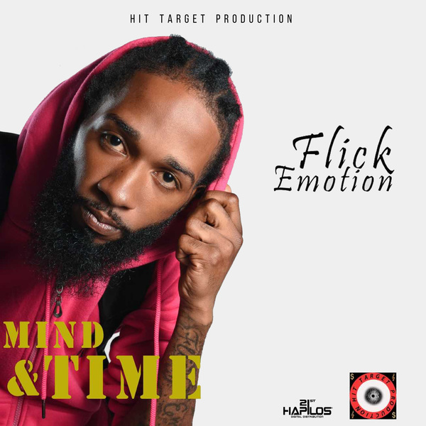 FLICK EMOTION - MIND & TIME - EP #ITUNES 11/17/17 @flickemotion