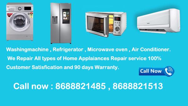 Whirlpool Refrigerator Service in Kandivali Andheri Mumbai