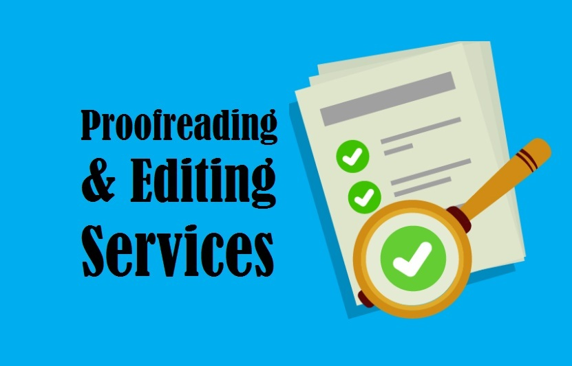 Proofreading Services: Academic English